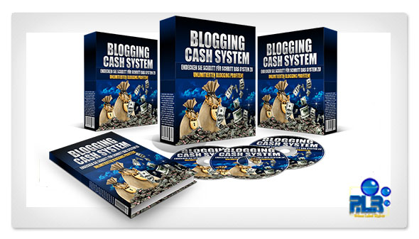 Blogging-Cash-System